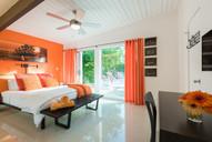 Bedroom 2- Orange