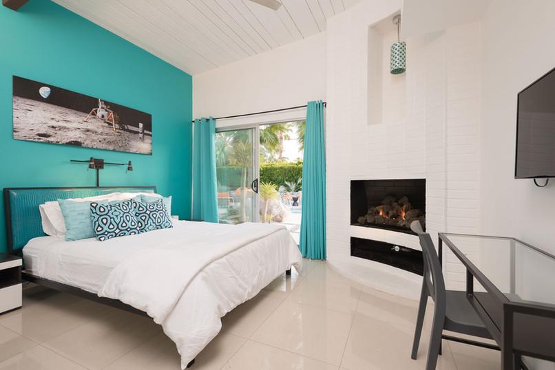 Bedroom 6- Turquoise