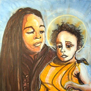 La Madonna e Il Suo Figlio.JPG