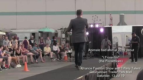 Fashion Show July 2019