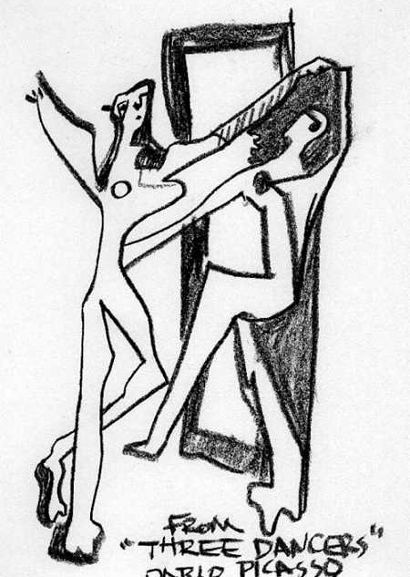 Picasso Three Dancers.JPG