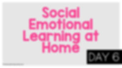 SEL at Home K-2 - Listed on TpT - Do Not