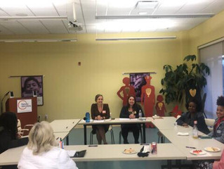 Domestic Violence and Sexual Assault Survivor Forum for Potential Family Justice Center, in Forsyth