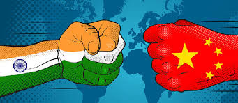 China and India Growing Tensions