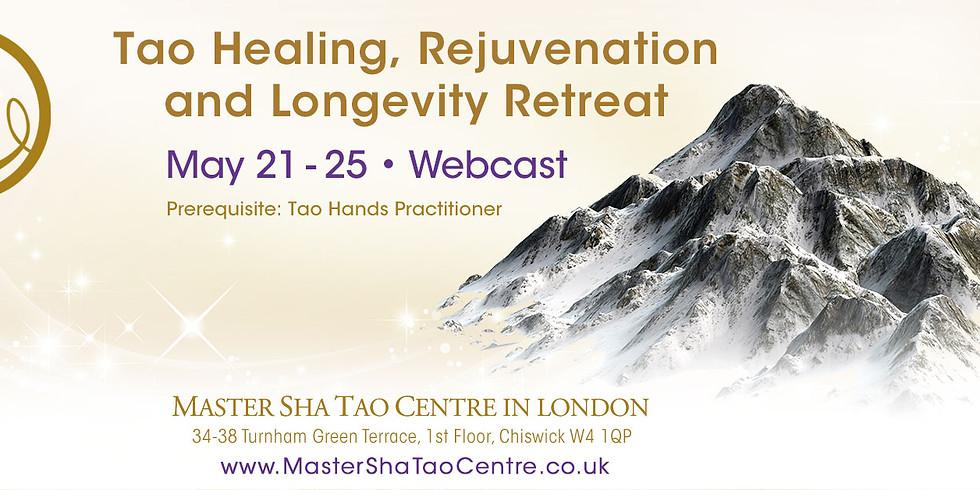 Tao Healing, Rejuvenation and Longevity Retreat