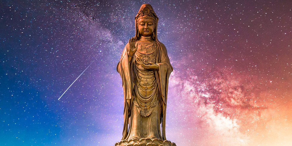 Introduction to the Joy of Compassion and Service of Guan Yin
