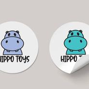 Hippo Toys Logo