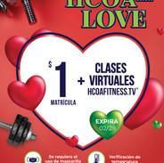 Valentine's Day Offer Flyer