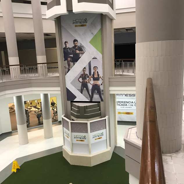 Mall Graphic