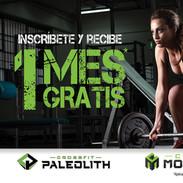 Crossfit Promotional Flyer
