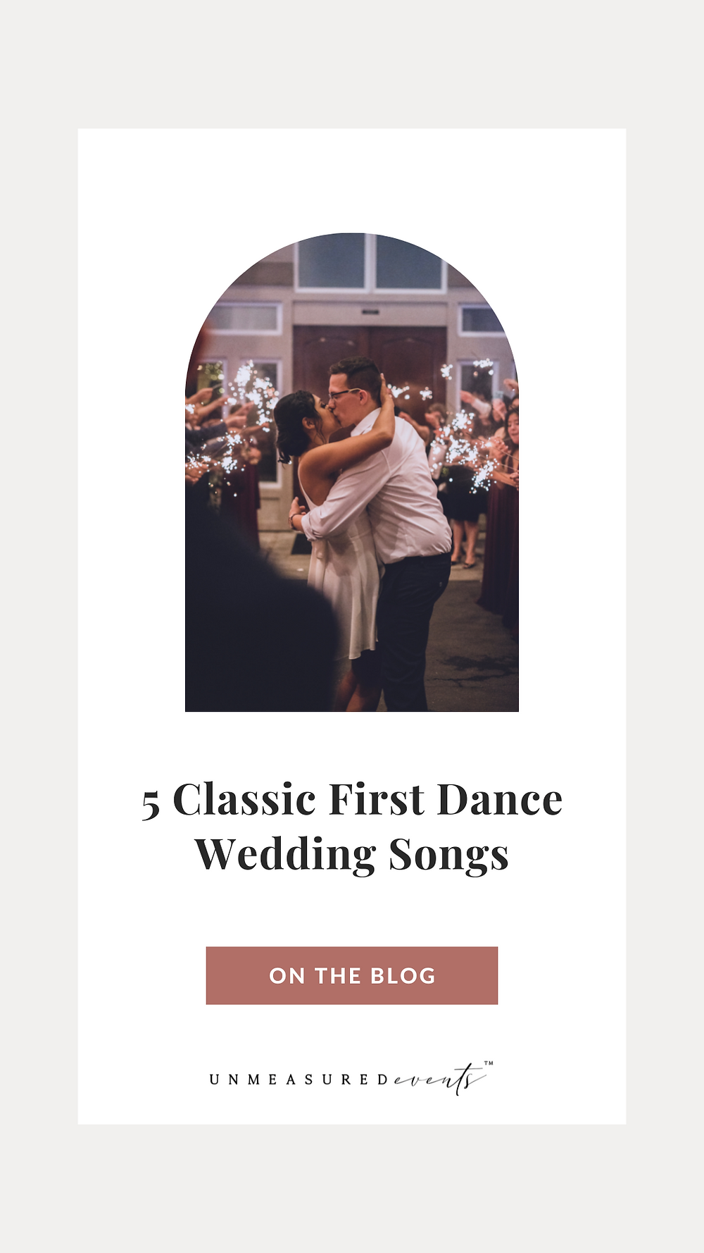 5 classic first dance wedding songs blog title cover card