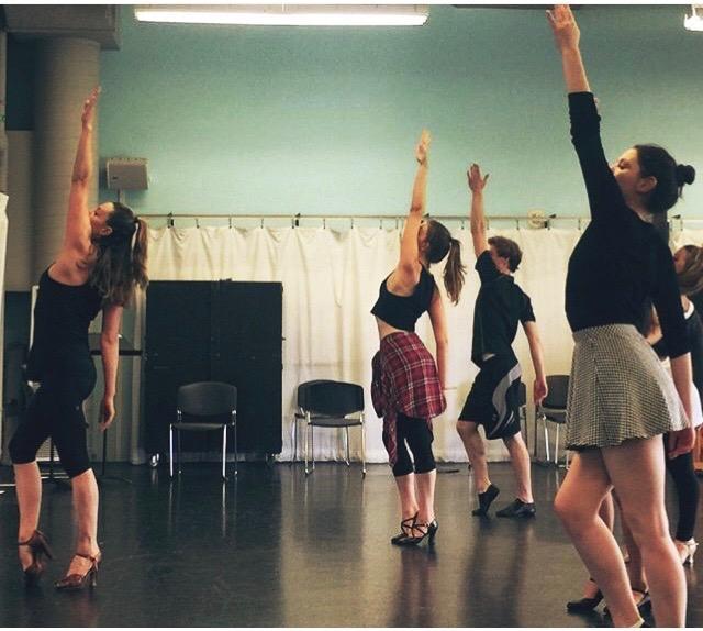 Broadway Dreams Workshop