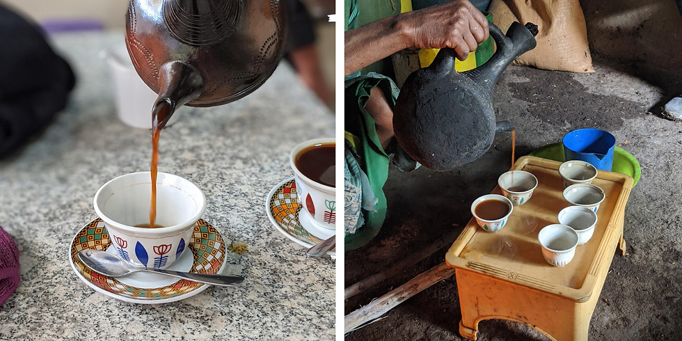 The Origin and Evolution of Coffee — a Virtual Fundraising Event