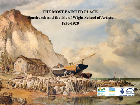 Most Painted Place, Bonchurch and the Isle of Wight School of Artists 1830-1920