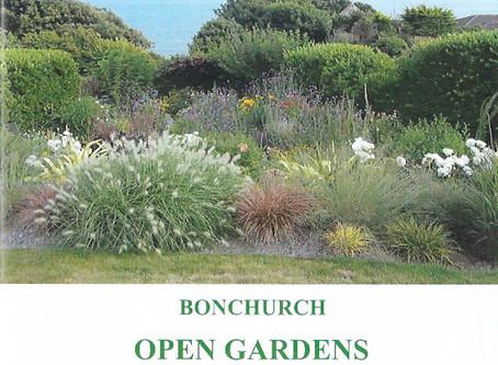 Bonchurch Open Gardens 2017