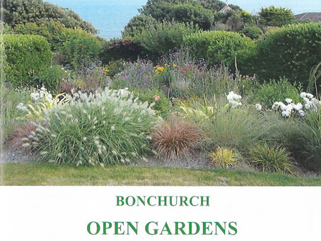 Bonchurch Open Gardens 2017