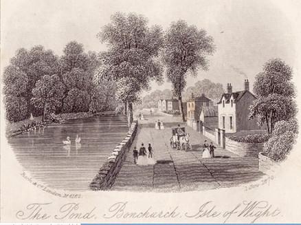 1870 The Pond