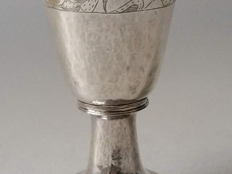 The Bonchurch Elizabethan Communion Cup c1570