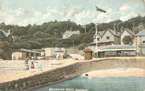 Bonchurch Shore
