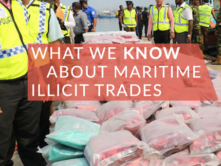 What We Know about Maritime Illicit Trades