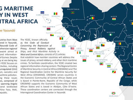 Gauging Maritime Security in West and Central Africa