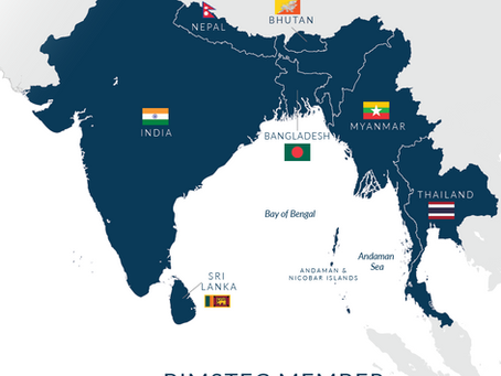 Improving Maritime Security in the Bay of Bengal