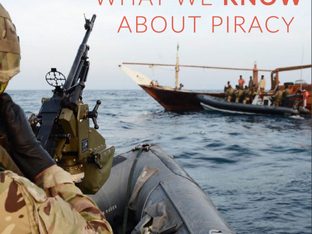 What We Know about Piracy and Armed Robbery at Sea