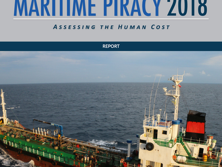 State of Maritime Piracy: 2018