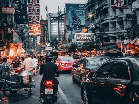 バンコク中華街を体験