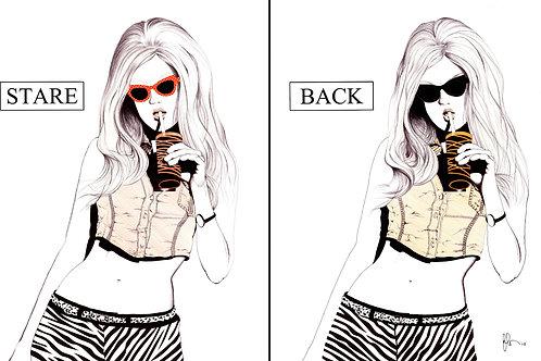 Stare Back