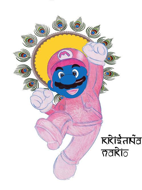 Krishna Mario