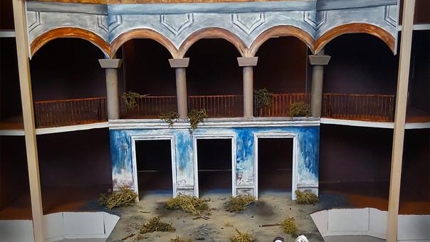 DERELICT HOUSE MODELBOX