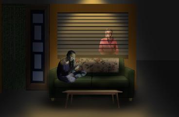 INSTINCT SCENE 7 LIGHTING