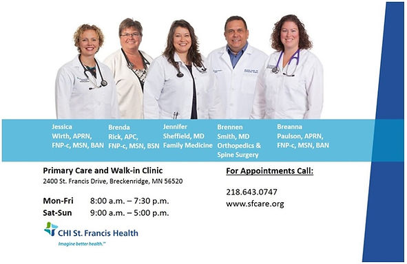 CHI - Healthcare Walk-in Clinic and Orth