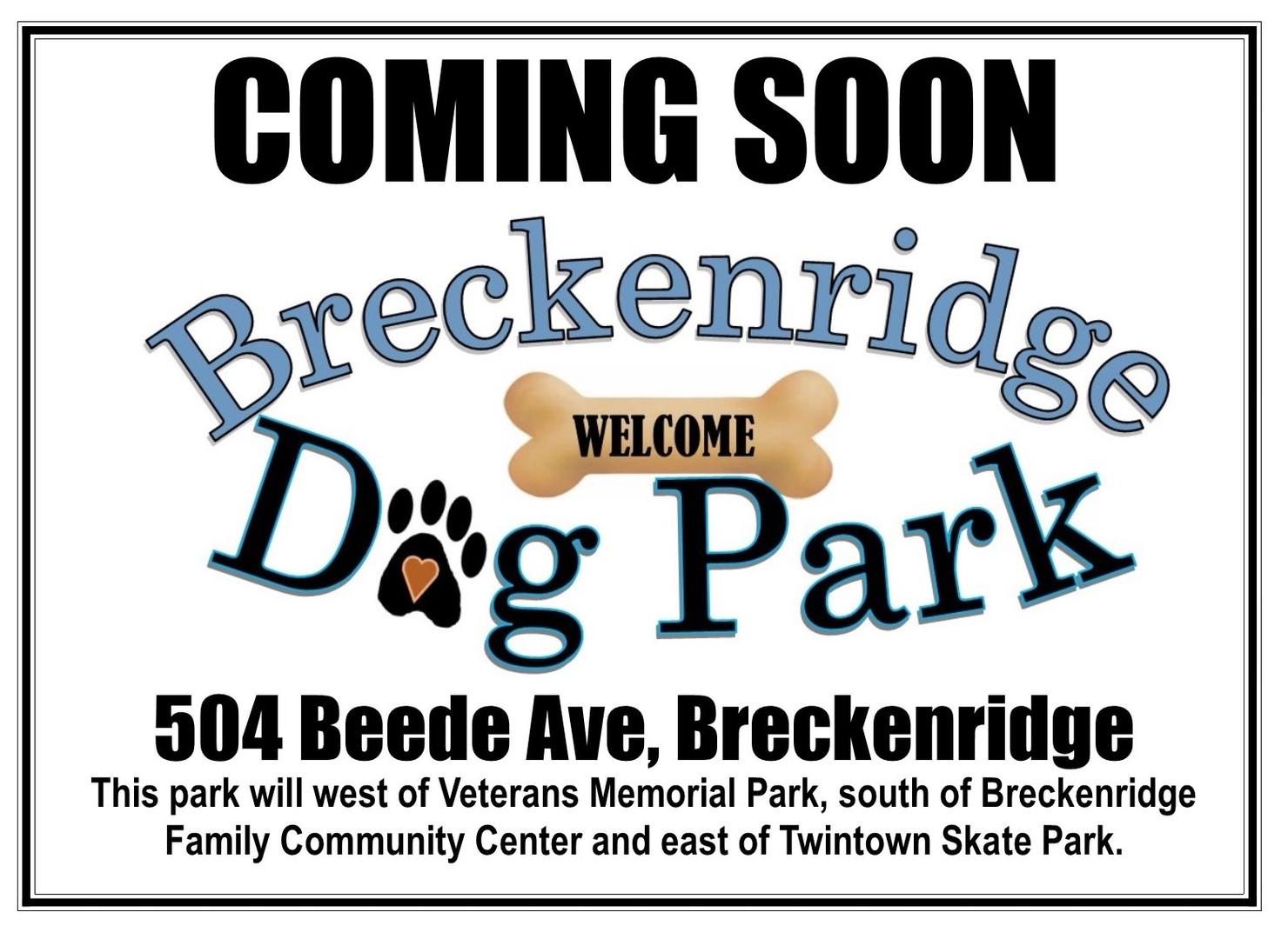 Dog Park- Coming Soon.jpg