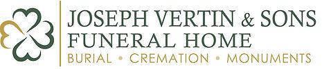 Joseph Vertin & Sons Funeral Home Logo 0
