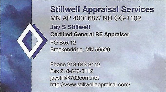 Stillwell Appraisal Services