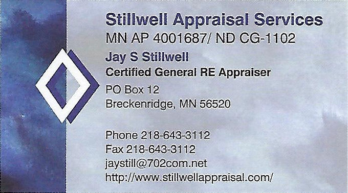 Stillwell Appraisal Services