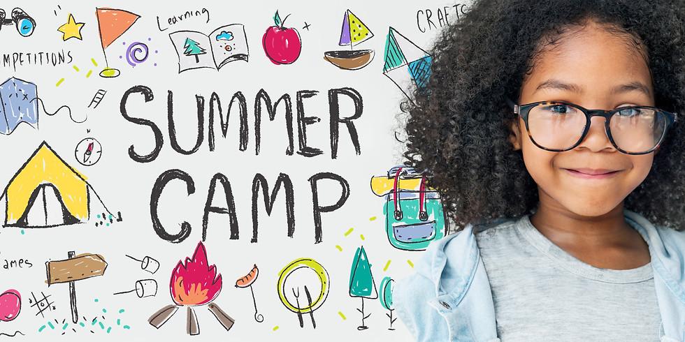 2021 Full STEAM Ahead Summer Camp