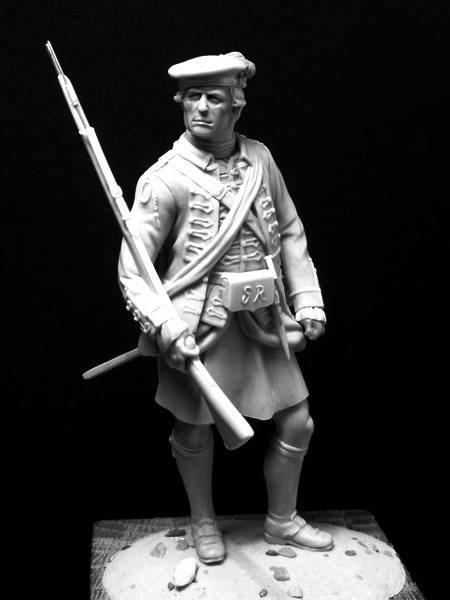 42nd Highland Officer