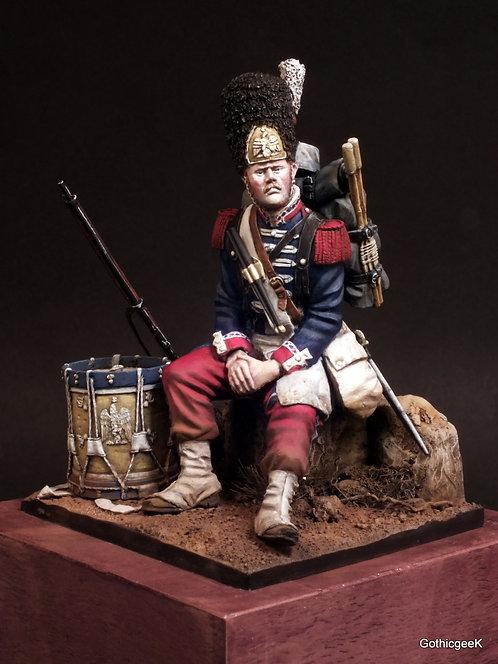 French Grenadier Drummer 1870