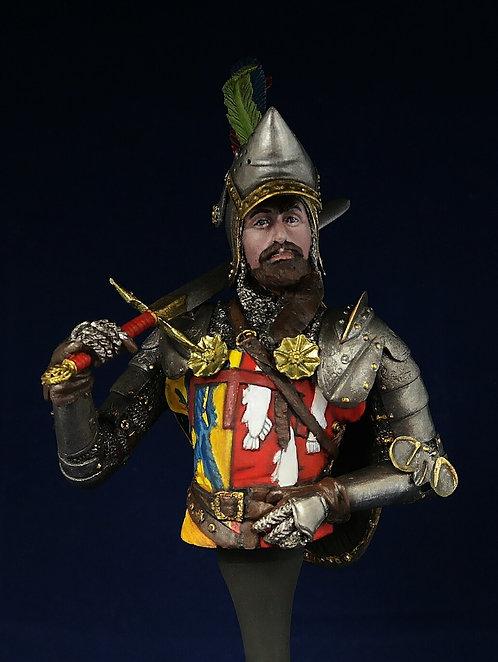Sir Henry Hotspur Bust