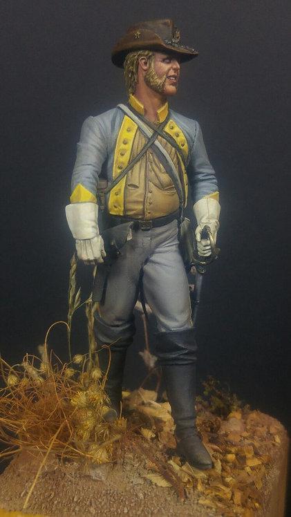 Confederate Cavalry Trooper