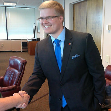 Thomas Kutz is a candidate for Lower Allen Township Commissioner