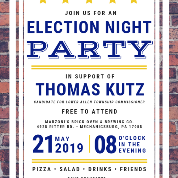 Election Night Party