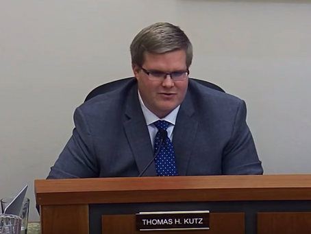 Kutz Discusses Importance of School Safety for Community