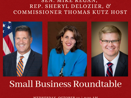 Local Elected Officials to Host Small Business Roundtable
