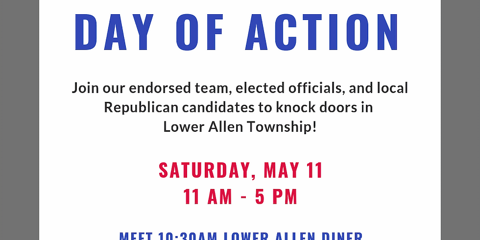 Lower Allen Day of Action