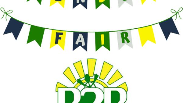 Virtual Vendor Fair!