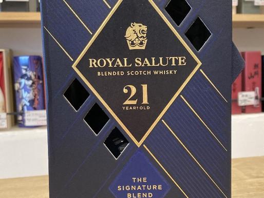 ロイヤルサルート - Royal Salute 21 years